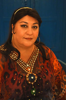 Farida Muhammad Ali