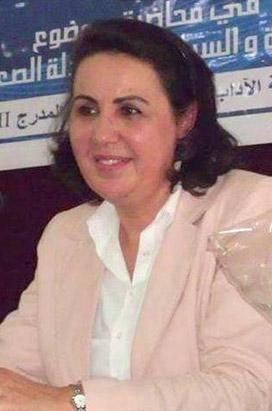 Asmae Benadada