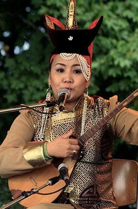 femmes-mongoles