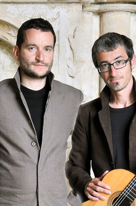 Samuel Cattiau et Quentin Dujardin