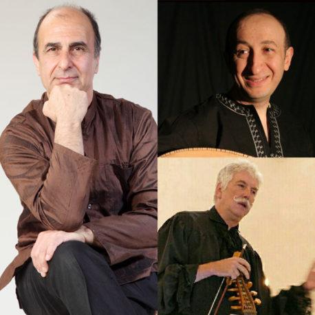 L'Oiseau de Feu : Musiques et Poèmes Mystiques d'Orient et d'Occident