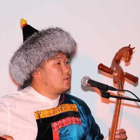 Chant diphonique d'Asie Centrale