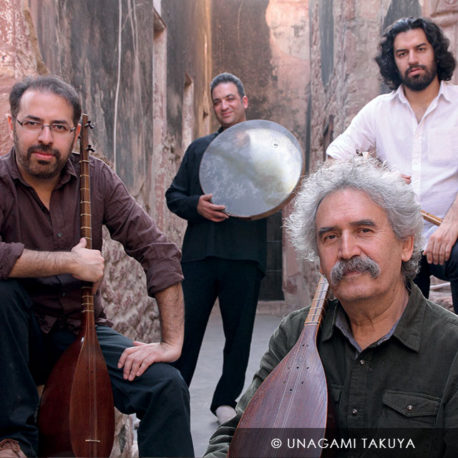 Shams-flux Ensemble- Origins of mystical Persian music