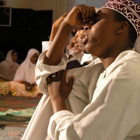 At the heart of Sufi Africa