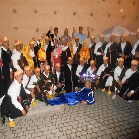 Idurar  N Tmunit : Traditions du Jbel