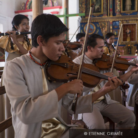 Moxos ensamble – Baroque music from Amazon – Bolivian Jesuit mission Bolivia