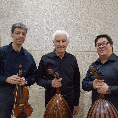 Simon Elbaz Concert Matrouz  De la tradition judéo-marocaine à la création