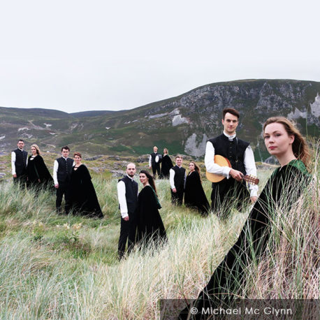 ANÚNA – SACRED SONGS OF IRELAND
