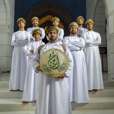 AREEJ SUFI ENSEMBLE – SULTANATE OF OMAN