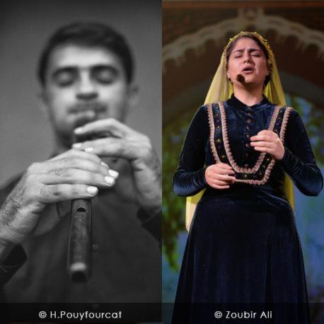 SAHAR MOHAMMADI & HAÏG SARIKOUYOUMDJIAN