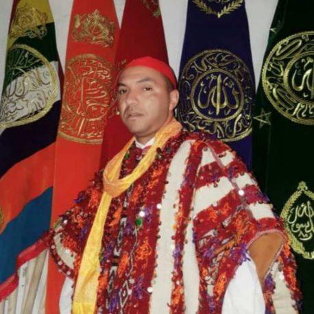 La Tariqa aissaouia : Mqadem Adil El Gouchi