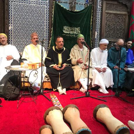 La Tariqa Hamdouchia : Lila des Mqadmins : Fes- Meknes-Assila-Essaouira