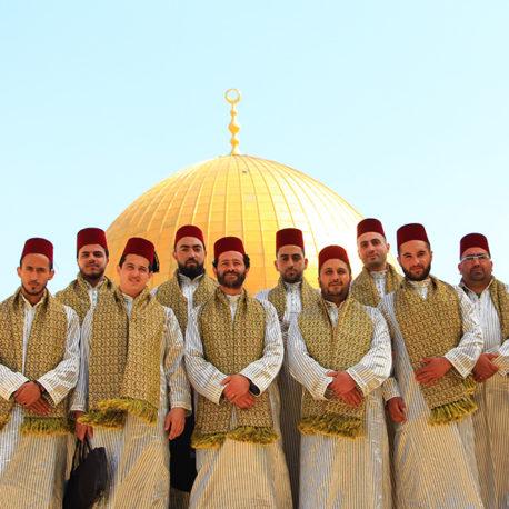 La Tariqa Naqchabandya (Palestine)