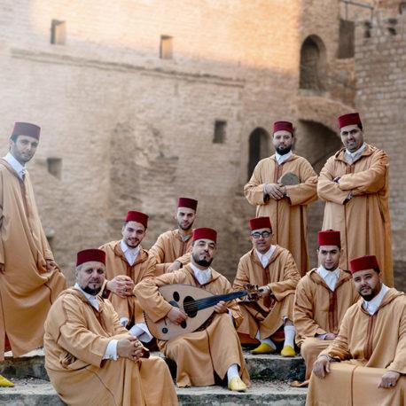 La Tariqa Talidiya : ensemble al Houda -Tanger