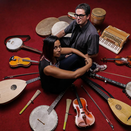 RHIANNON GIDDENS WITH FRANCESCO TURRISI – USA/ITALIE